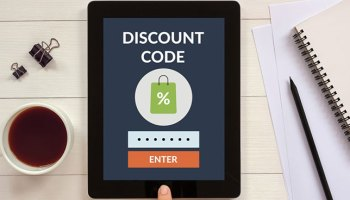 Adding in discount code at cart page - Hura Tips