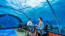 Water Maldives Underwater Restaurant