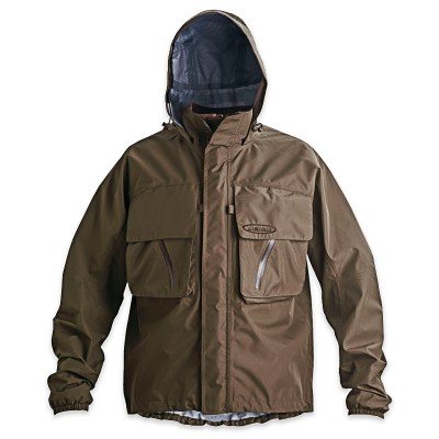 kura light brown jacket