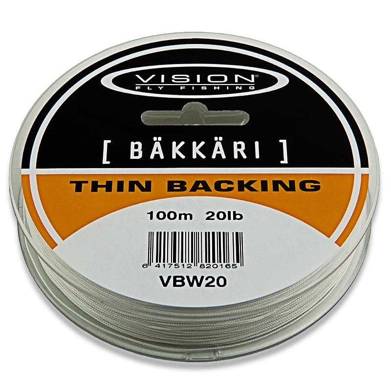 Bakkari Thin Backing