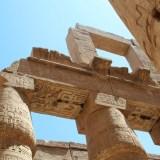 Säulen des Karnak Tempel Luxor - Ägypten
