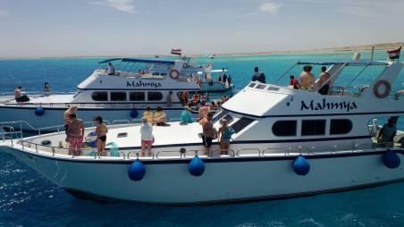 Tauch- und Schnorchelausflüge Hurghada