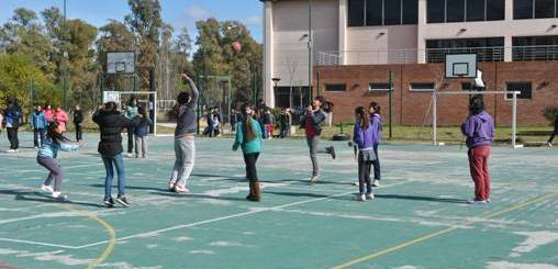 Jamboree de handball en Hurlingham