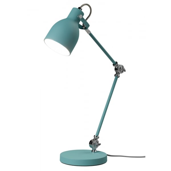 Wild and Wolf Task Lamp French Blue Table Desk Light