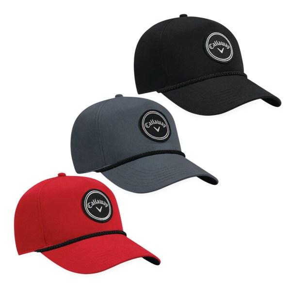 Callaway Rope Adjustable Hat - Men' Golf Hats & Headwear