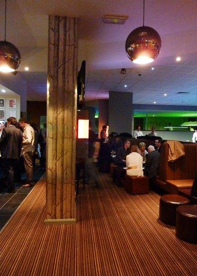 Kings Cross Hurricane Room Lounge