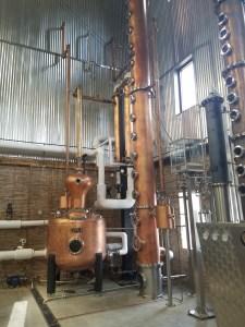 Wilderness Trace Distillery - Danville KY
