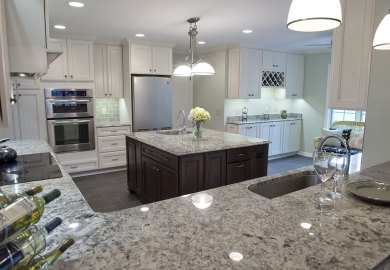 How To Design A Kitchen Island Houzz Home Design