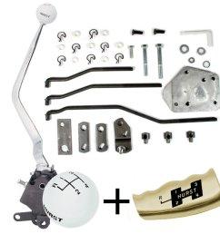 knob 4 hurst 4 speed shifter diagram hurst comp plus 4 speed shifter kit 65 73 [ 1000 x 1000 Pixel ]