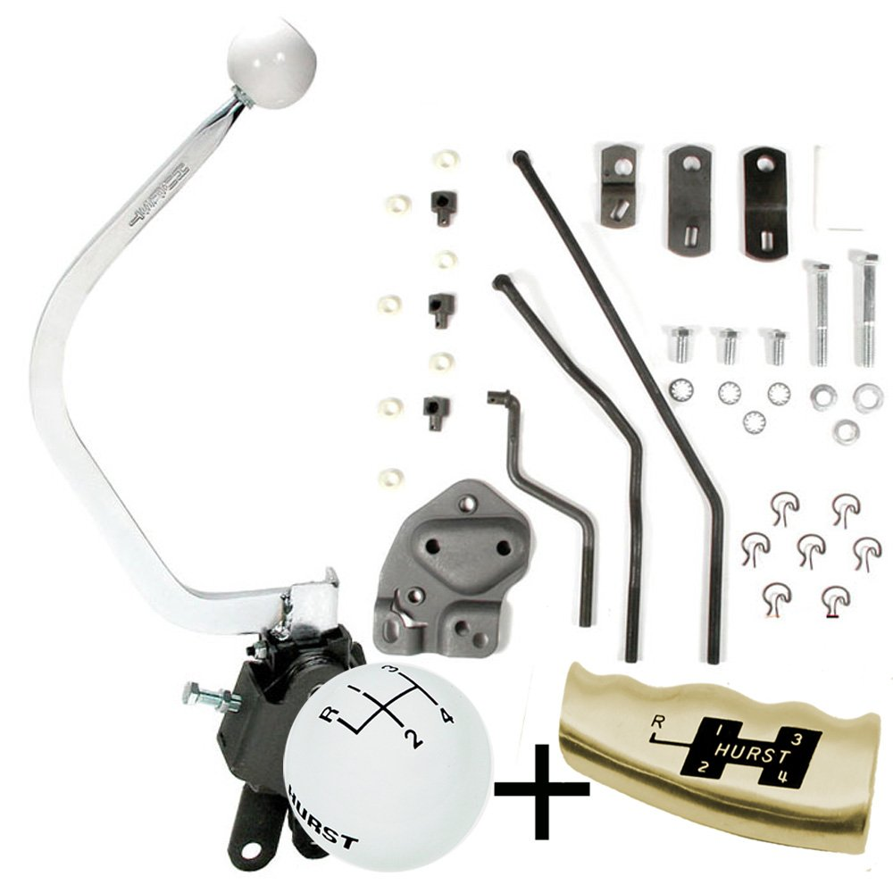medium resolution of  hurst shifter identification numbers hurst comp plus 4 speed shifter kit 1955 57 chevy
