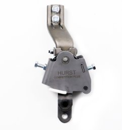 new hurst 3914340 comp 4 speed shifter mechanism 1967 1969 camaro and firebird [ 1200 x 1200 Pixel ]