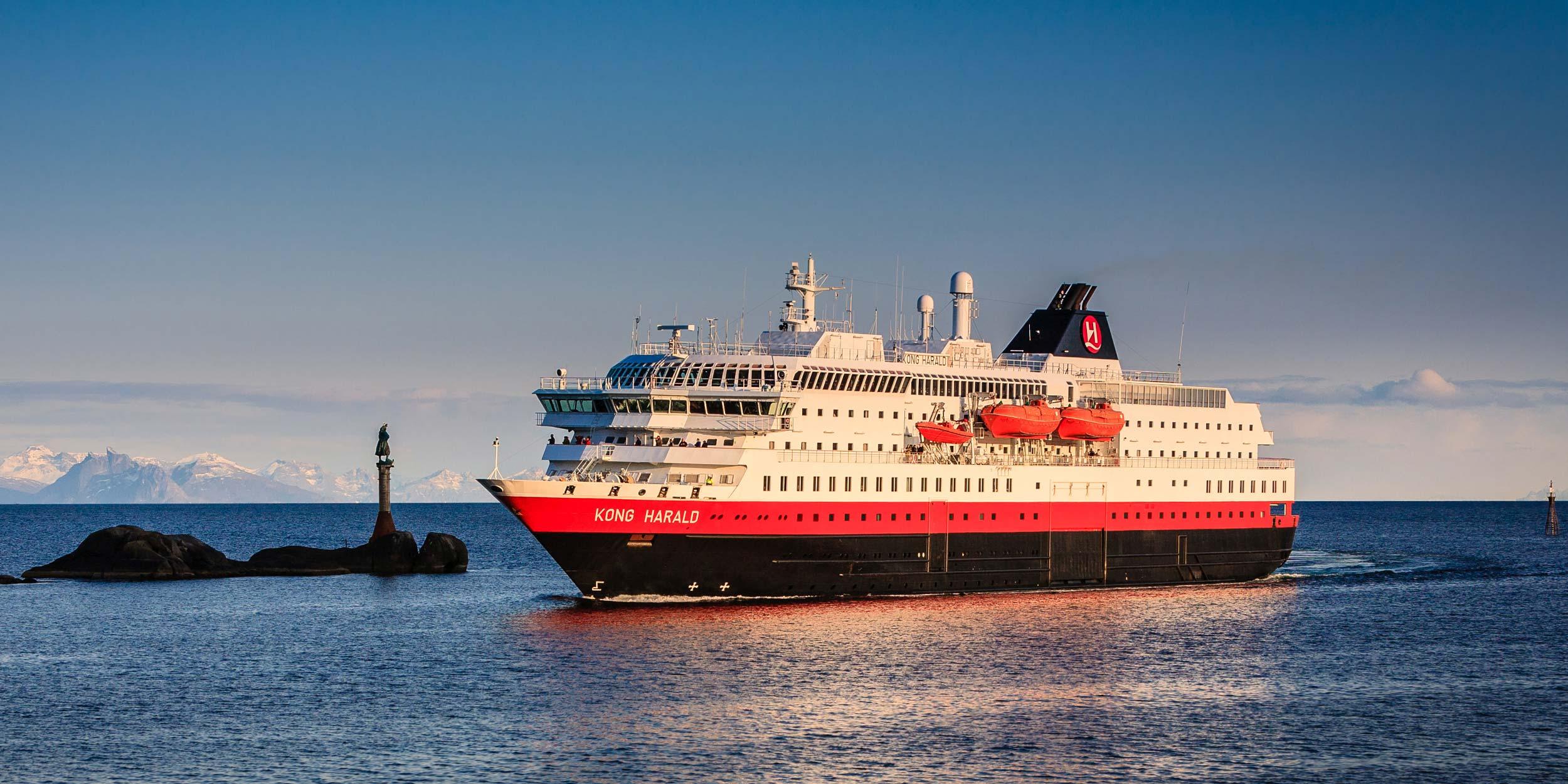 Going Green Nine Hurtigruten Ships To Run On Battery