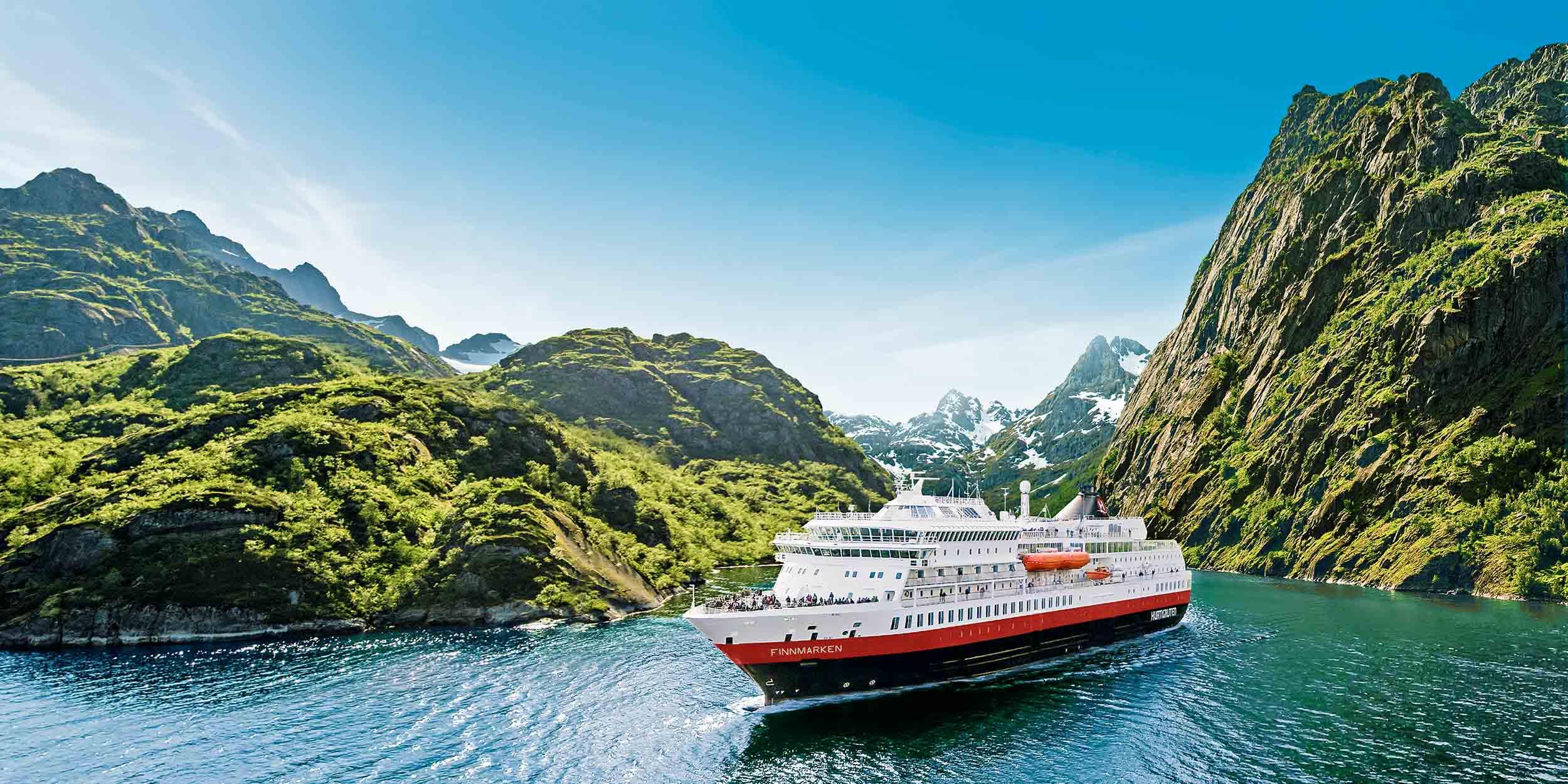 Hurtigruten Norwegian Coastal Voyages Classic Roundtrip