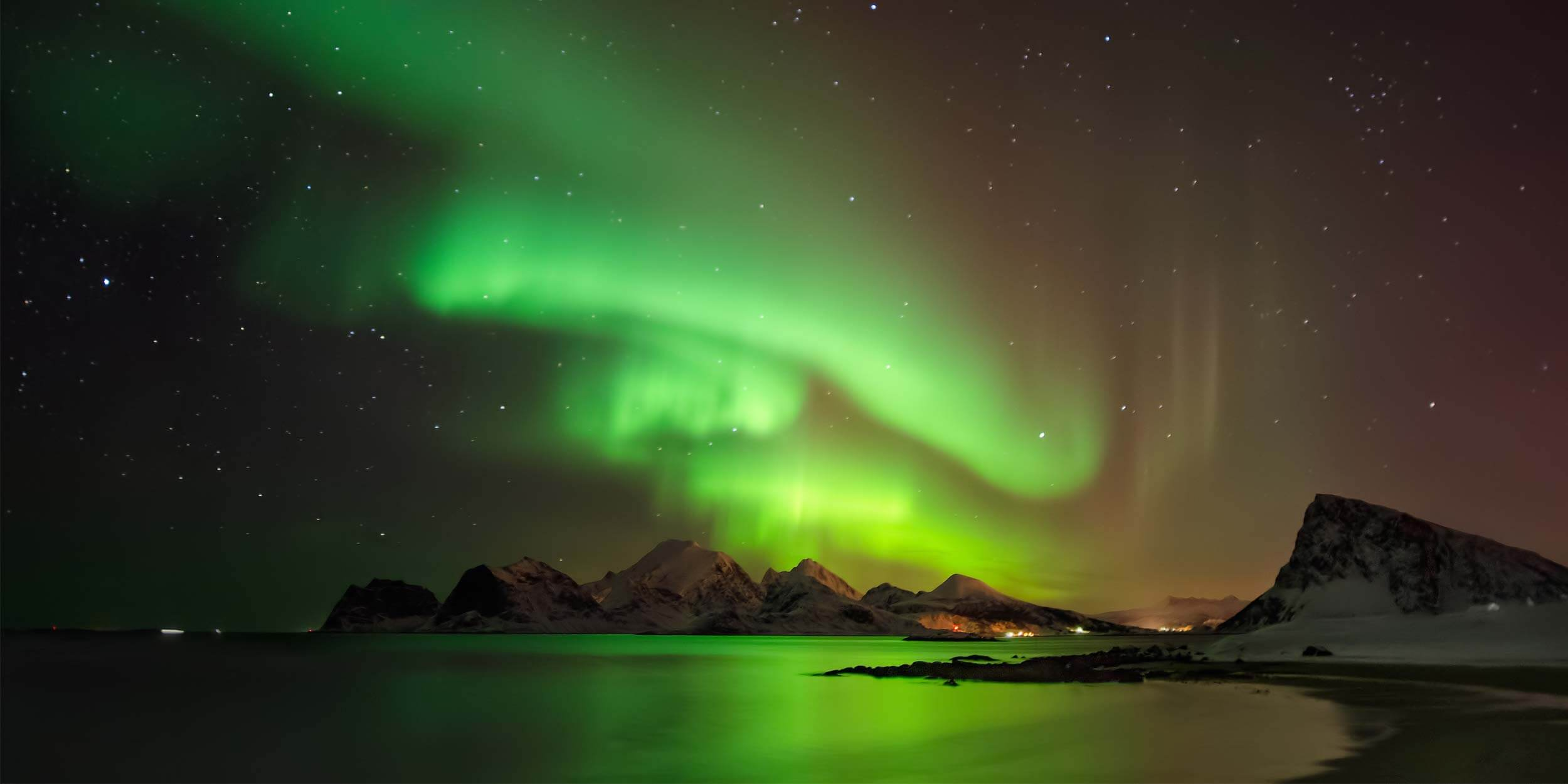 the northern lights frequently