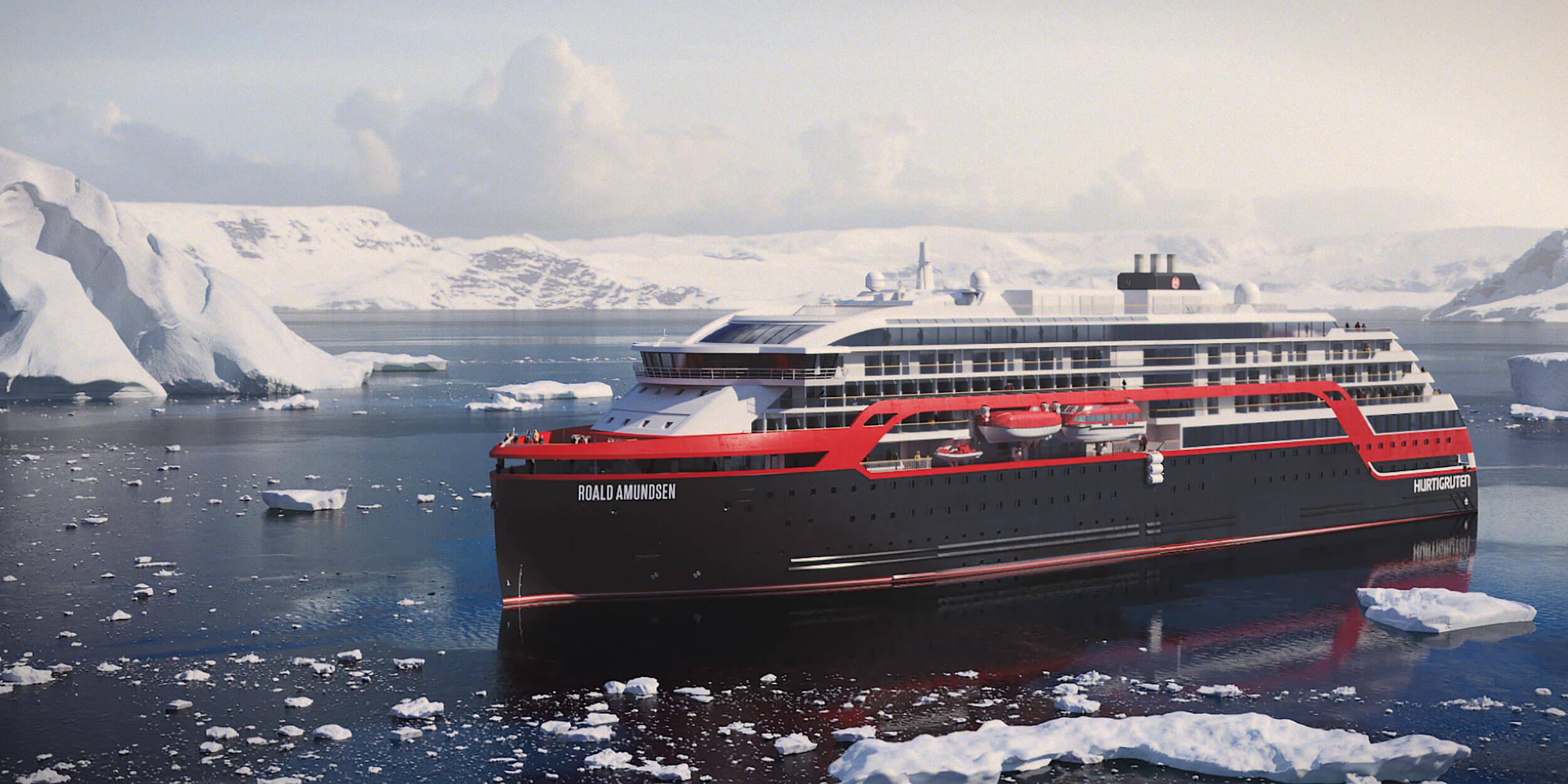 New Hurtigruten Hybrid Explorer Ships Will Revolutionize