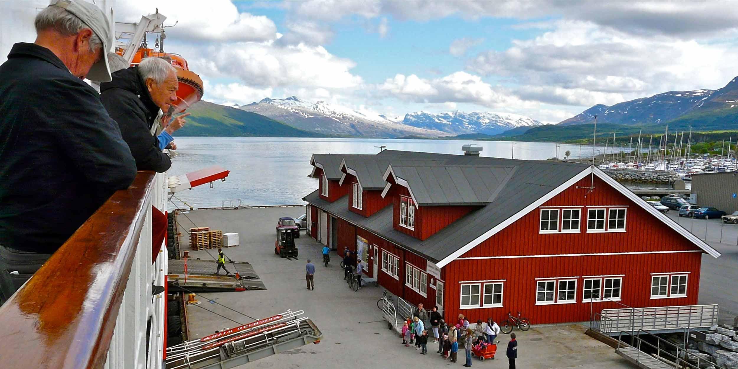 Nesna Hurtigruten