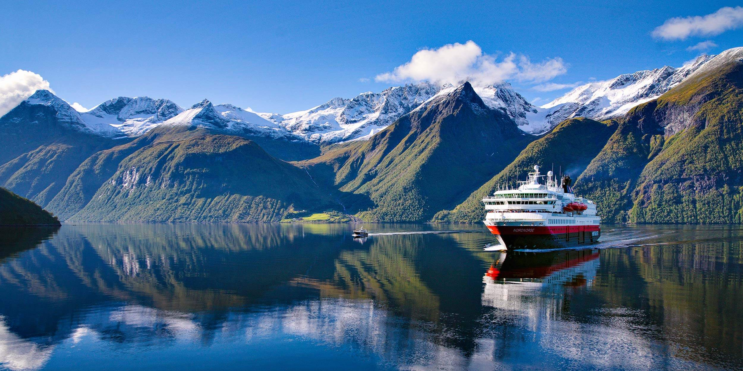 Norway Cruises In The Land Of Fjords Northern Lights
