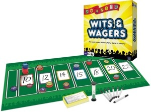 Quick Review of Wits and Wagers