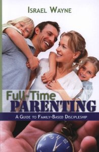 Book Review ~ Full-Time Parenting