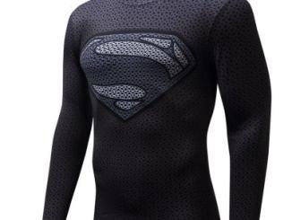 Men's Fashion Superman T-shirt
