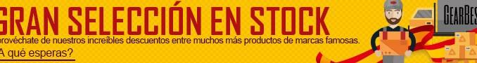 Promoción para STOCK en España