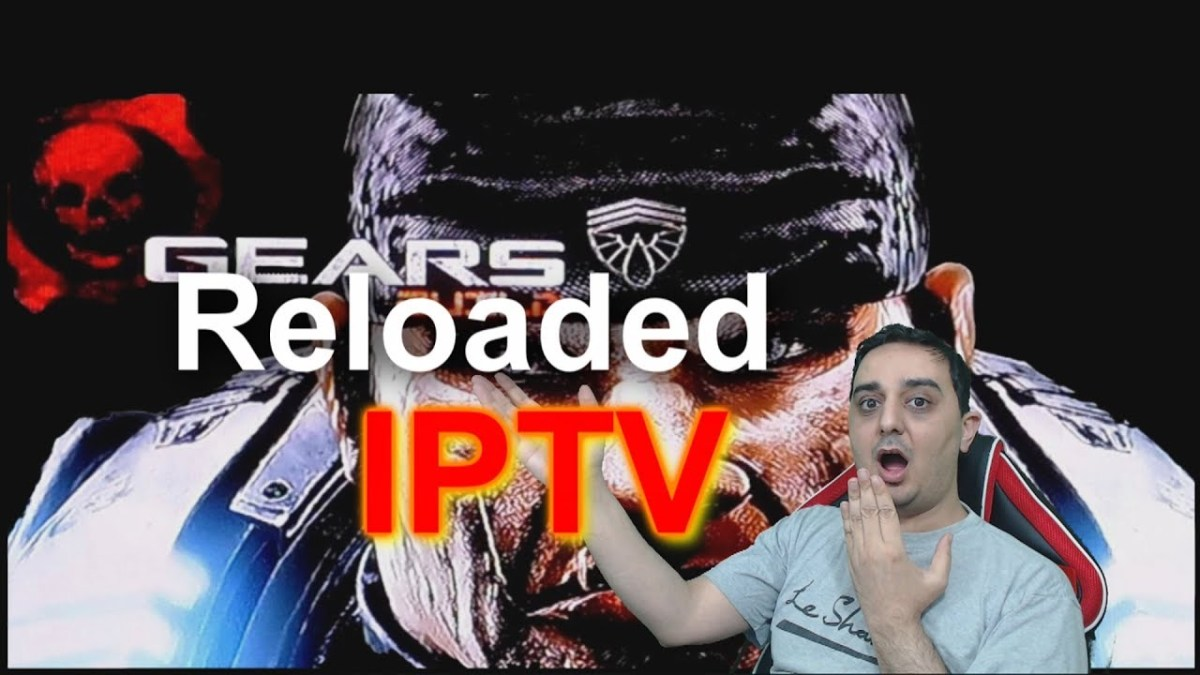Gears Reloaded IPTV 2018 APK
