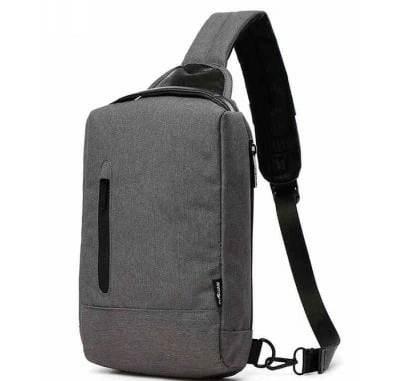 Men Trendy Water-resistant Shoulder Bag
