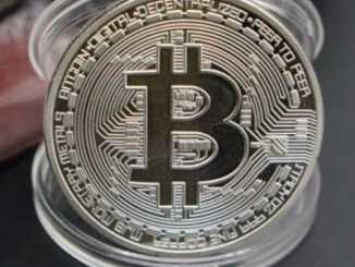 Bitcoin Memorial Circular Collector Coin