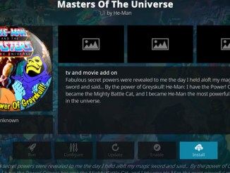 Masters of the Universe Addon Guide