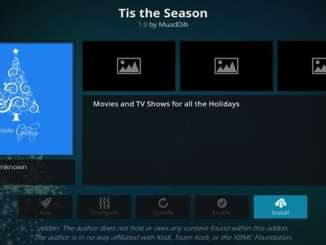 Tis the Season Addon Guide