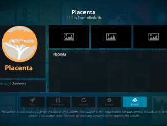 How to Install Placenta on Kodi 17.6 Krypton