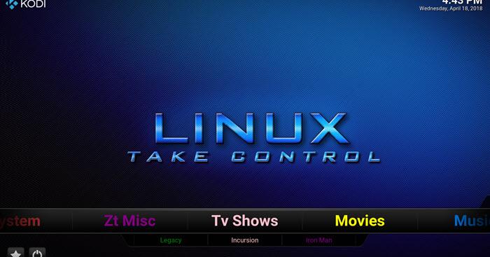 Linux Build 2