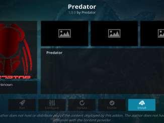 Predator Addon Guide - Kodi Reviews