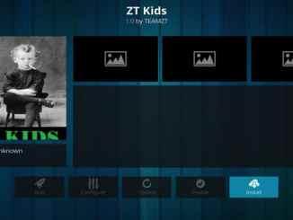 ZT Kids Addon Guide - Kodi Reviews