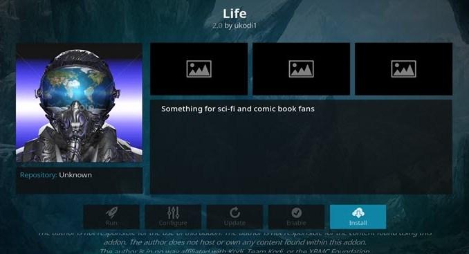 Life Addon Guide - Kodi Reviews