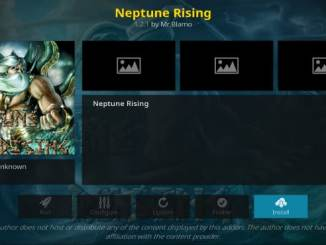 Neptune Rising Addon Guide - Kodi Reviews