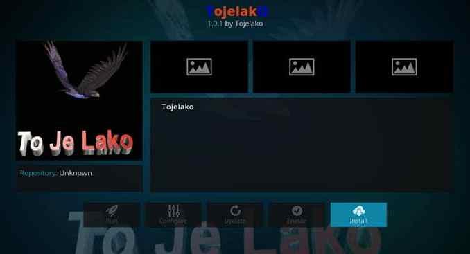 Tojelako Addon Guide - Kodi Reviews