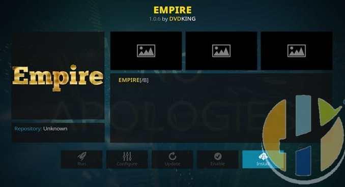 Empire Addon Guide - Kodi Reviews