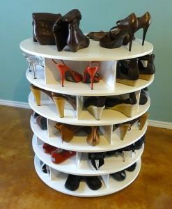 DYI Shoe Rack