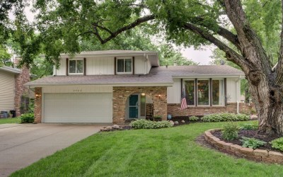 Congrats To The Sellers Of This NW Omaha Trilevel – 2723 N. 121st Avenue