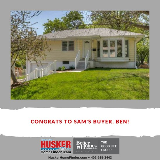 8711 Grover Street Just SOLD!