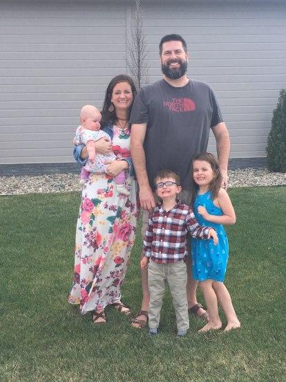 Matt Sleddens Family