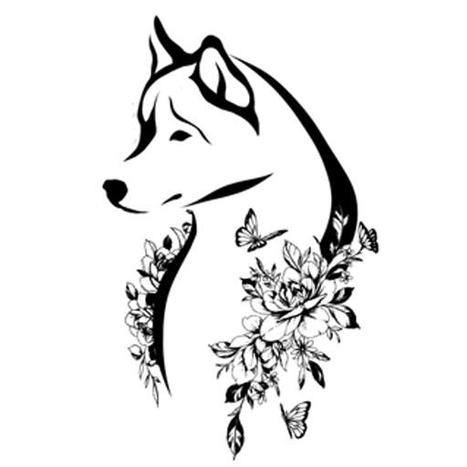 Logo Elevage Husky des Garrigues Carqueiranne