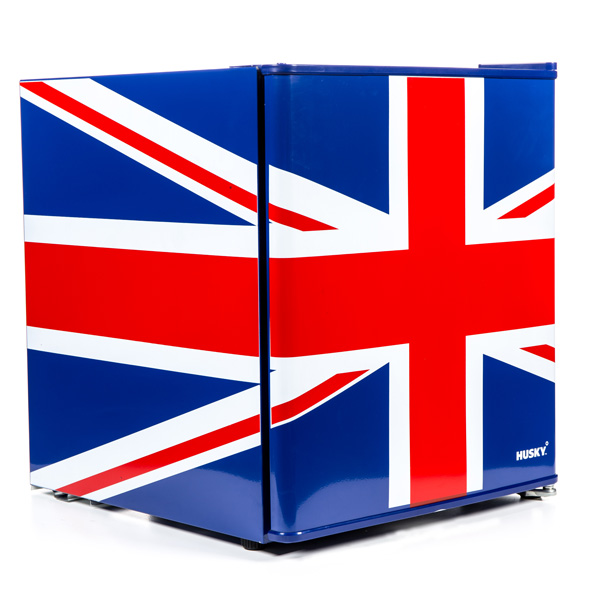 Union Flag Mini Fridge