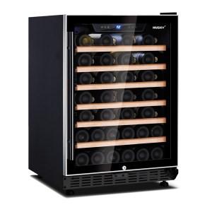 HUS-ZY5-S-NS-52 Husky Wine Cooler