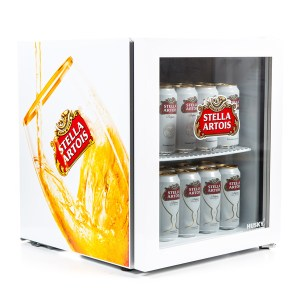 HUS-HU256 Stella-Artois Drinks Cooler