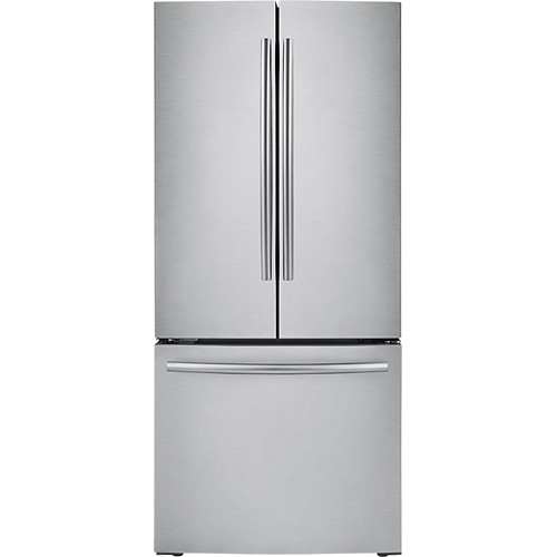 Samsung 174 21 6 Cu Ft French Door Refrigerator Stainless