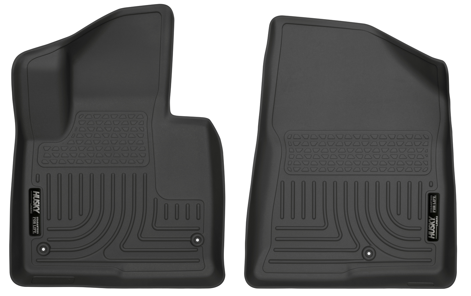 Husky Weatherbeater All Weather Floor Mats for Hyundai