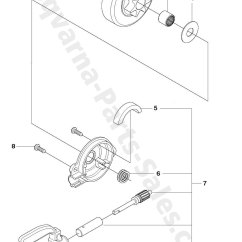 Husqvarna 240 Chainsaw Parts Diagram 3 Way Motion Sensor Light Switch Wiring Chain Saw Clutch And Oil Pump