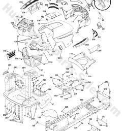 husqvarna riding mower part diagram [ 1500 x 1799 Pixel ]